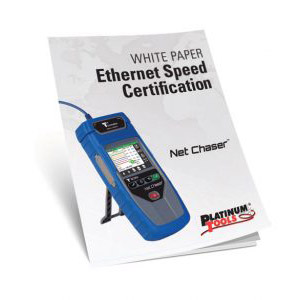 Ethernet Speed Certification White Paper