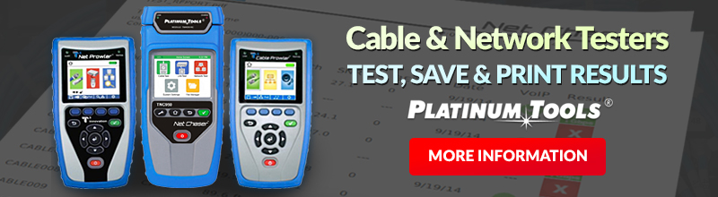 Cable Network Tester Documentation