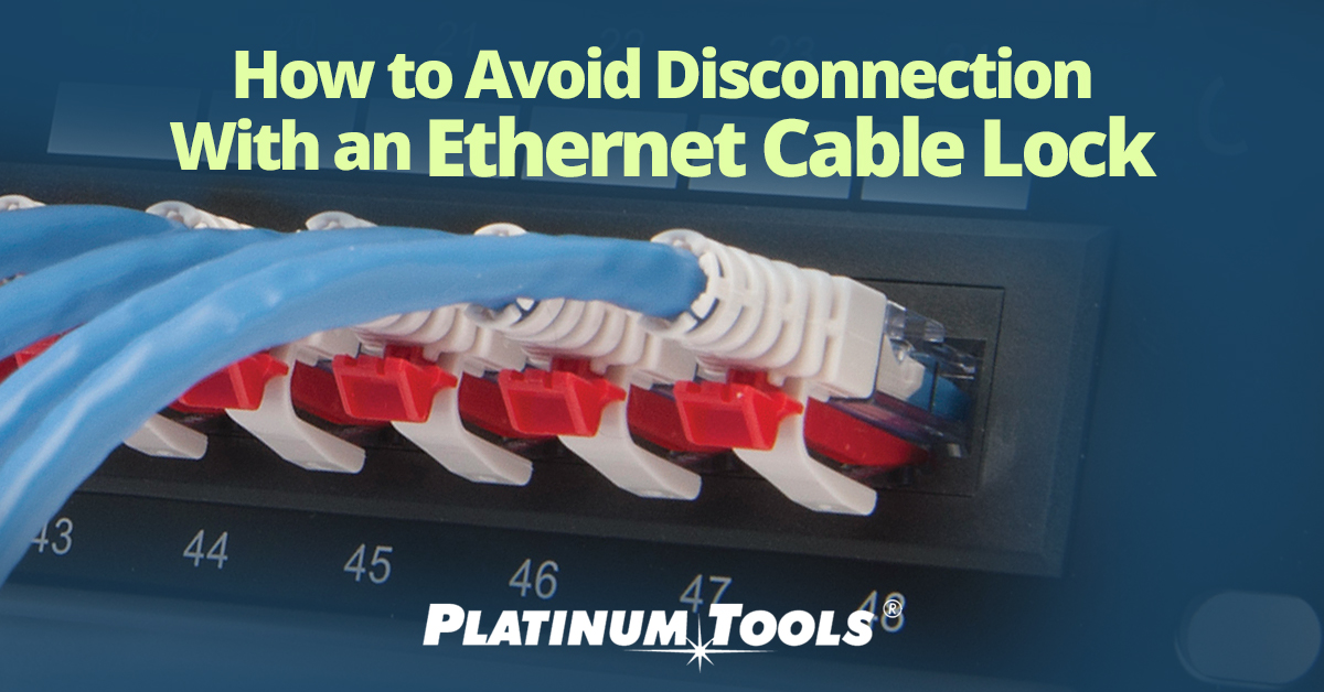 Ethernet Cable Lock