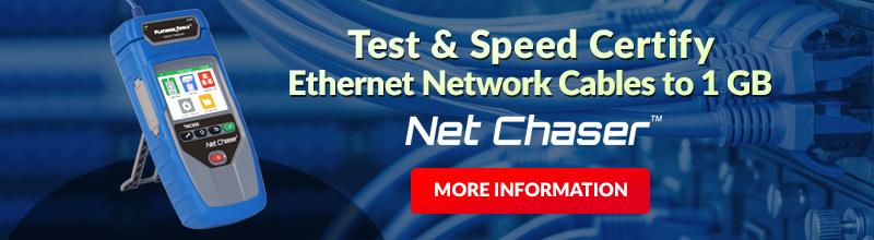 Net Chaser vs Cable Certifier