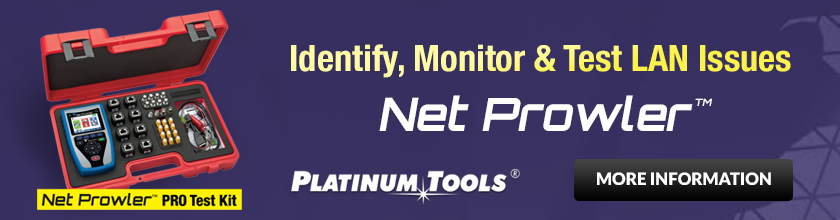 Net Prowler Cable & Network Tester