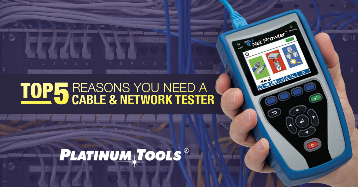 Cable & Network Tester