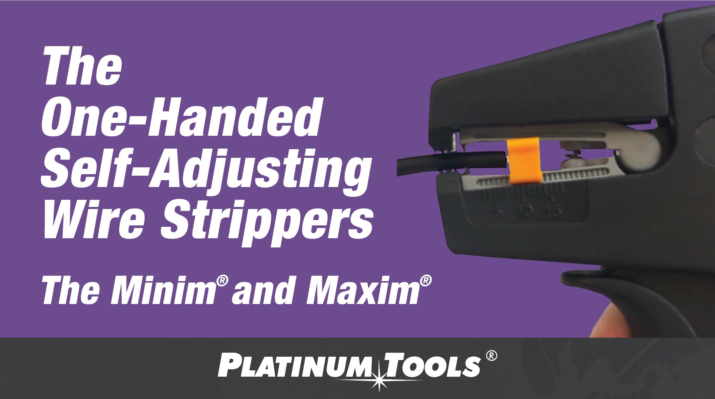 Minim Maxim Wire Stripper