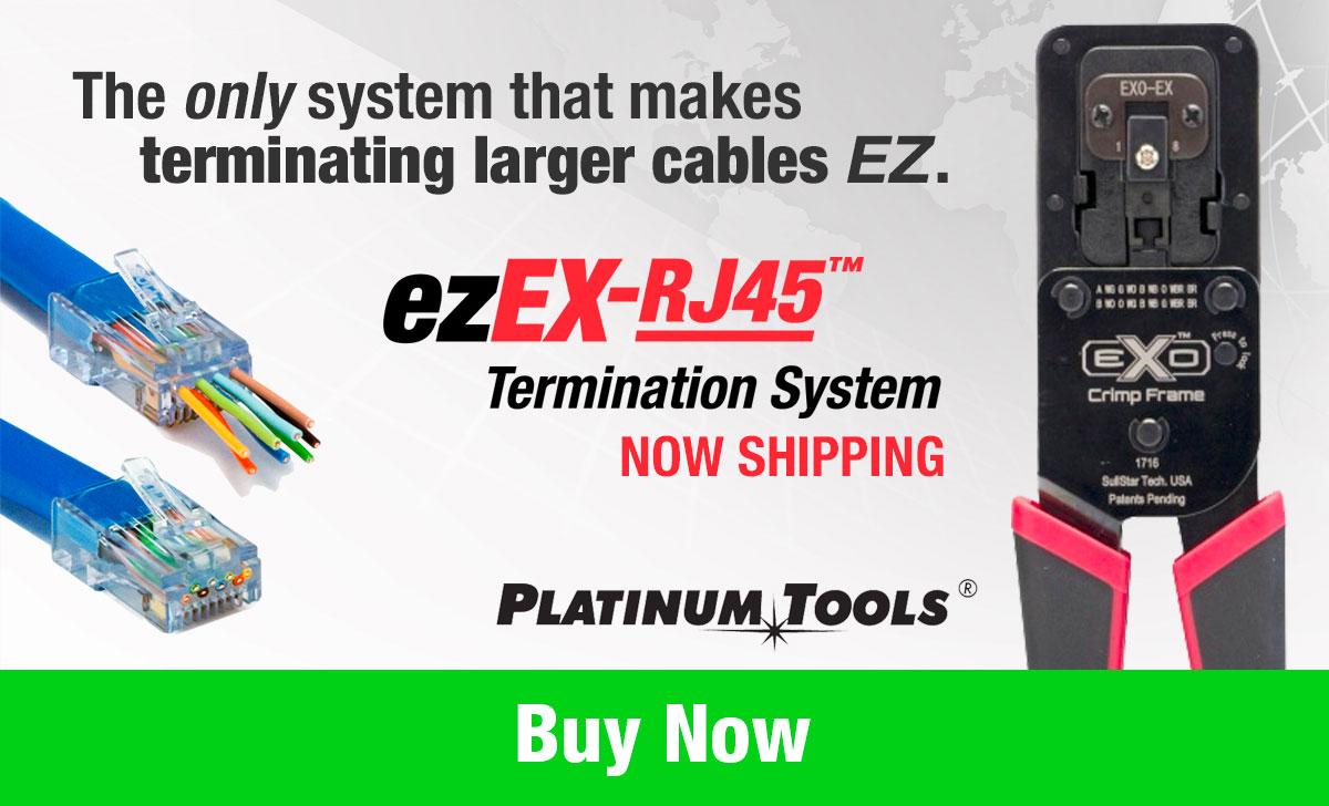 Buy ezEX-RJ45 Termination System