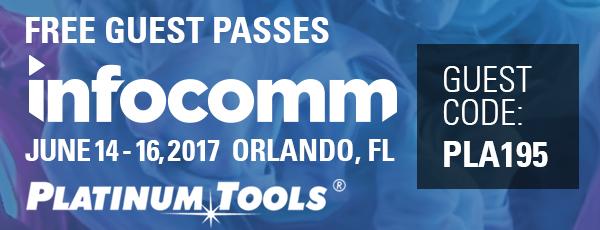 Infocomm Guest Pass