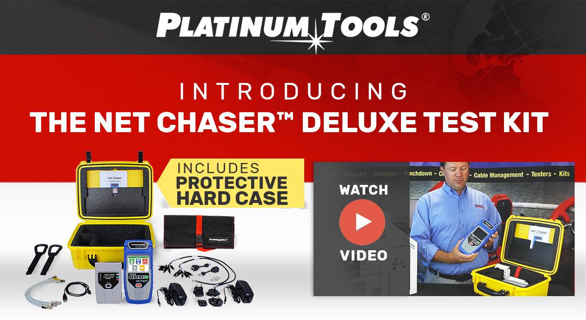 Net Chaser Deluxe Test Kit