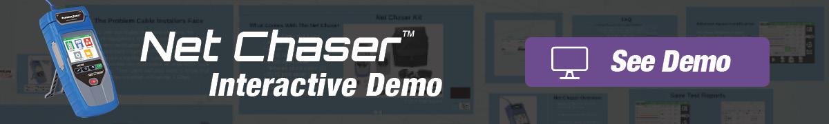 Ethernet Speed Certification Demo