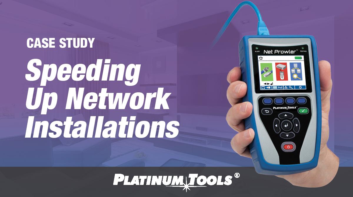 Speeding Up Network Installations