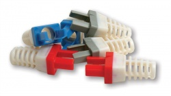 Strain Reliefs for EZ-RJ45® CAT6 Connector